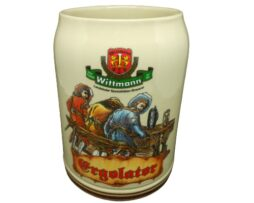 Beer Stein Wittmann Ergolator from Germany