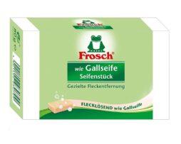 Frosch as Gall Soap Bar Vegan