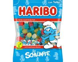 HARIBO Die Schlümpfe - The Smurfs Gummi Candy from Germany
