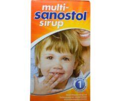 Multi-Sanostol Syrup