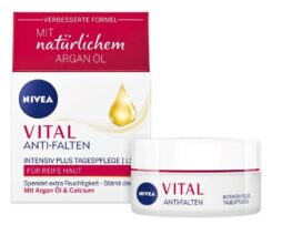 NIVEA Vital argan oil and calcium