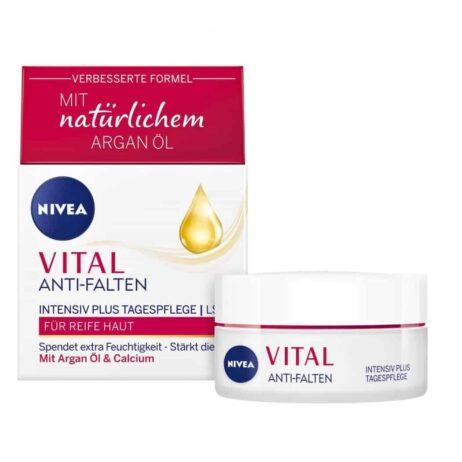 NIVEA Vital argan oil and calcium