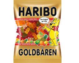 Original German Haribo Gold Bears Goldbaren Maxi Pack from Germany
