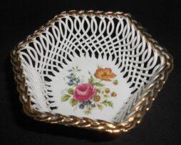 Porcelain Breakthrough Basket - JRJS CLUJ - Made in Romania