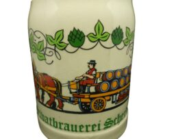 Beer Stein Private Brewery Scherdel Hof