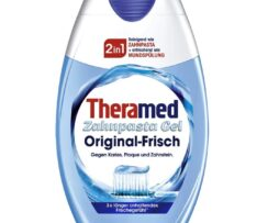 Theramed Original Toothpaste Gel 2in1