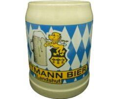 Wittmann Bier Landshut Beer Stein from Germany