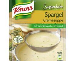 Knorr Asparagus Cream Soup