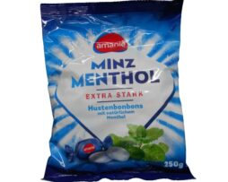 Mint Menthol Cough Drops