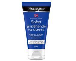 Neutrogena Hand Cream Norwegian Formula Instant Absorbent