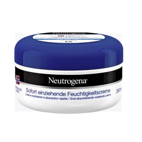 Neutrogena Immediate Absorption Moisturiser