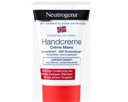 Neutrogena concentrated hand cream, unscented