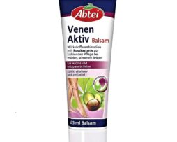 Abtei Veins Active Balm