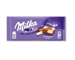 Milka Chocolate Cow Patch Bar