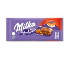Milka Chocolate & Daim Bar