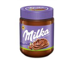Milka Hazelnut Cream - Chocolate Spread