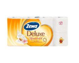 Zewa Deluxe Almond Milk Toilet Paper