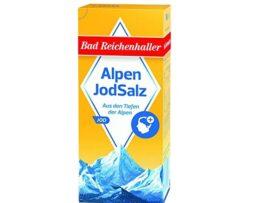 Bad Reichenhaller AlpenJodsalz