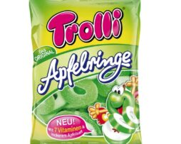 TROLLI Sour Apple Rings from Germany